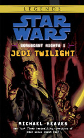 Jedi Twilight: Star Wars Legends (Coruscant Nights, Book I)