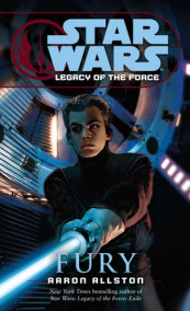 Star Wars: Legacy of the Force: Fury