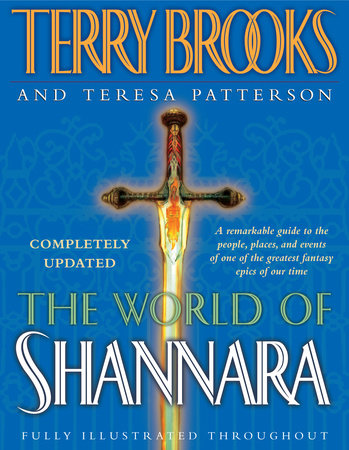 The World of Shannara by Terry Brooks and Teresa Patterson