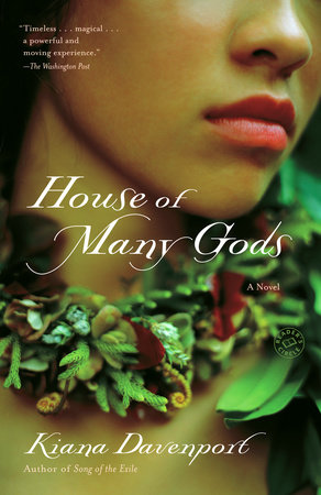 The cover of the book House of Many Gods