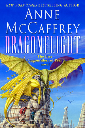 The cover of the book DRAGONFLIGHT