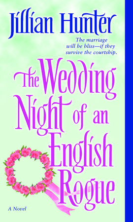 The Wedding Night of an English Rogue by Jillian Hunter