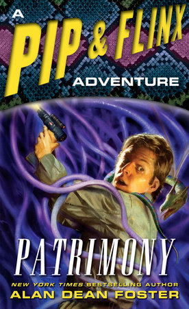 Patrimony by Alan Dean Foster