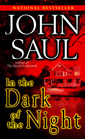 The cover of the book In the Dark of the Night