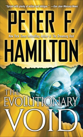 The Evolutionary Void (with bonus short story If At First...)