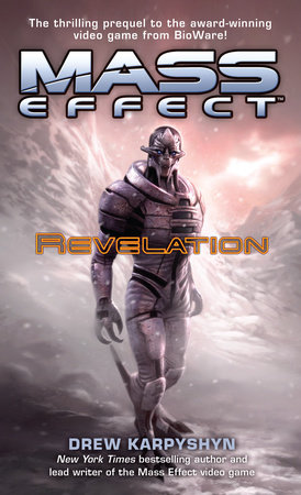Mass Effect: Revelation by Drew Karpyshyn