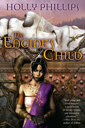 The Engine's Child by Holly Phillips