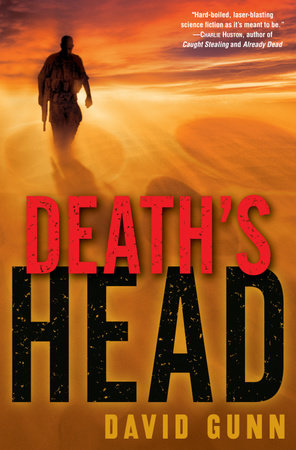 Death's Head by David Gunn