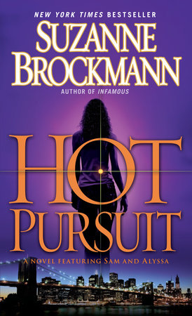 Hot Pursuit by Suzanne Brockmann
