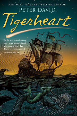 Tigerheart by Peter David
