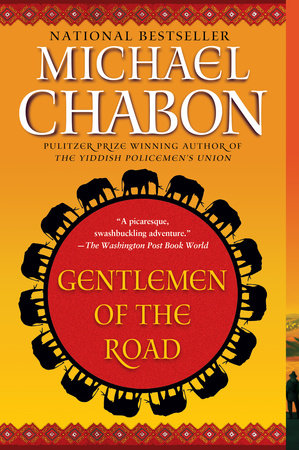 The cover of the book Gentlemen of the Road