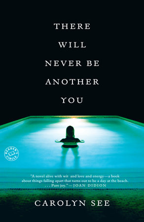 There Will Never Be Another You by Carolyn See