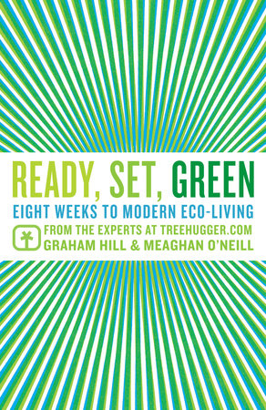 Ready, Set, Green by Graham Hill and Meaghan O'Neill