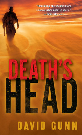 Death's Head by David Gunn