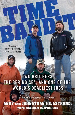 Time Bandit by Andy Hillstrand, Johnathan Hillstrand and Malcolm MacPherson