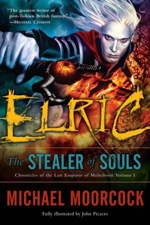 Elric   The Stealer of Souls by Michael Moorcock