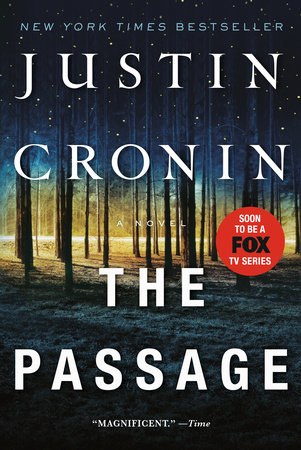The cover of the book The Passage
