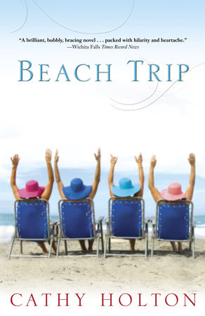 Beach Trip by Cathy Holton