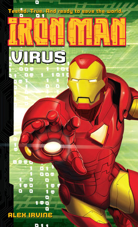 Iron Man: Virus Book Cover Picture