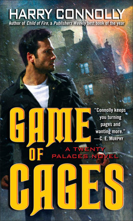 Game of Cages by Harry Connolly