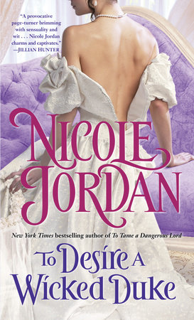 To Desire a Wicked Duke by Nicole Jordan