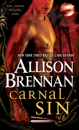 Carnal Sin by Allison Brennan