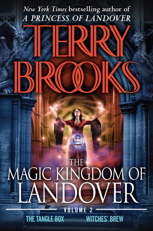 The Magic Kingdom of Landover   Volume 2 by Terry Brooks