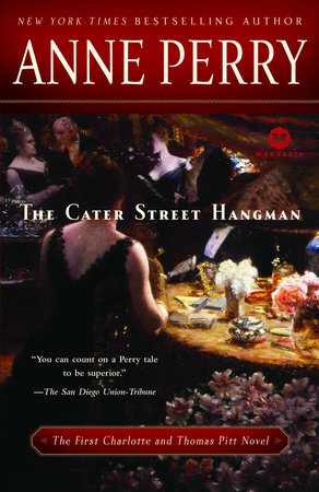 Cater Street Hangman by Anne Perry