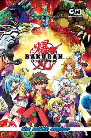 Bakugan Battle Brawlers by Cartoon Network