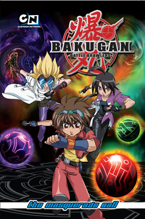 Bakugan Battle Brawlers 2 by Cartoon Network