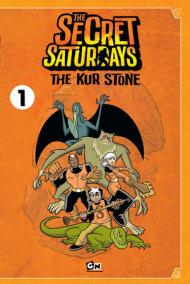 The Secret Saturdays 1