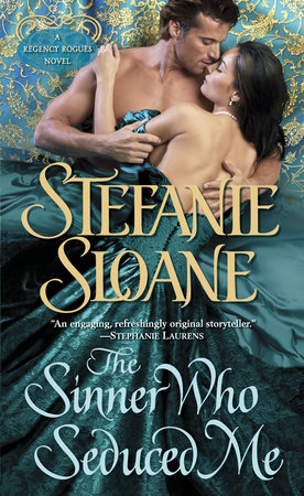 The Sinner Who Seduced Me by Stefanie Sloane
