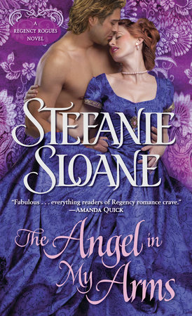 The Angel in My Arms by Stefanie Sloane