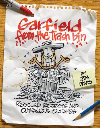Garfield from the Trash Bin by Jim Davis