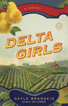 Delta Girls by Gayle Brandeis