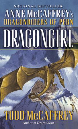 Dragongirl by Todd J. McCaffrey