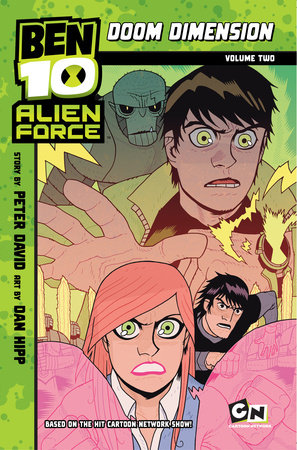 Ben 10 Alien Force: Doom Dimension: Volume 2 by Peter David