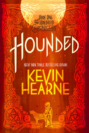 Hounded (with two bonus short stories) by Kevin Hearne