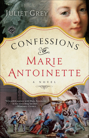 Confessions of Marie Antoinette