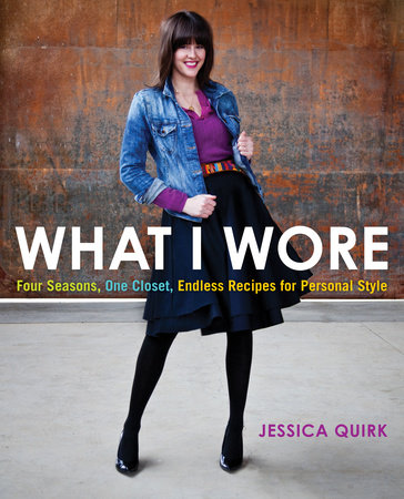 What I Wore by Jessica Quirk
