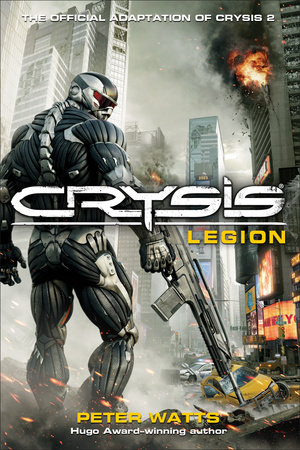 The cover of the book Crysis