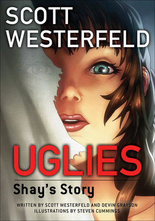 Uglies: Shay's Story (Graphic Novel) by Scott Westerfeld and Devin Grayson
