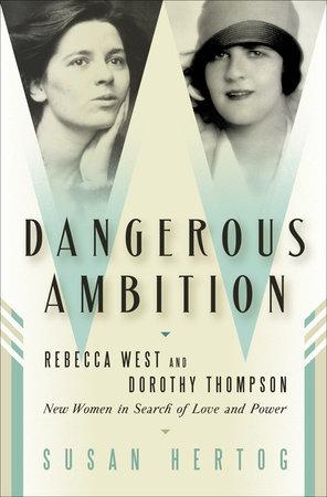Dangerous Ambition by Susan Hertog