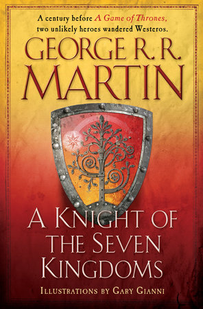 The cover of the book A Knight of the Seven Kingdoms