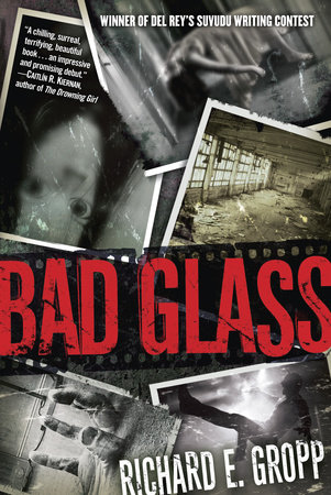 Bad Glass by Richard E. Gropp