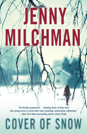 Cover of Snow by Jenny Milchman