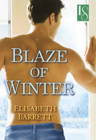 Blaze of Winter by Elisabeth Barrett