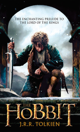 The cover of the book THE HOBBIT