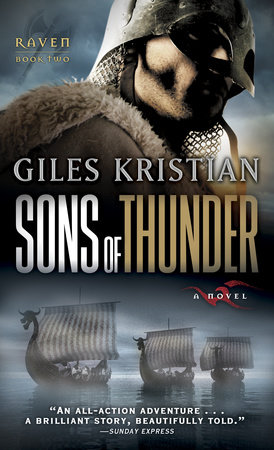 Sons of Thunder (Raven: Book 2) by Giles Kristian