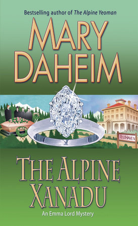 The Alpine Xanadu by Mary Daheim